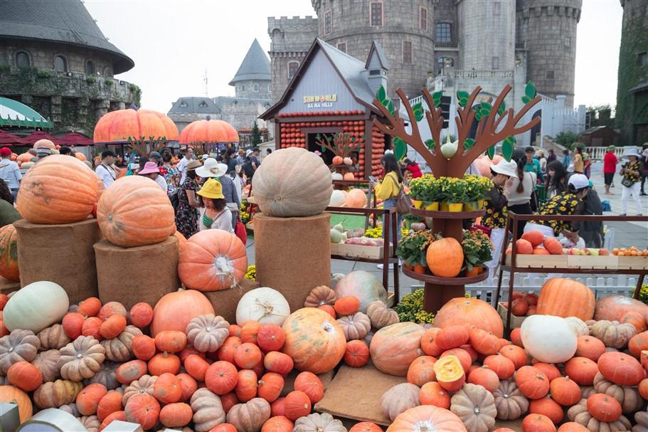 Happy Halloween, du khách Miền Trung - Tây Nguyên tiếp tục hưởng mức giá ưu đãi tới hơn 60% khi tới Bà Nà Hills. - Ảnh 3.