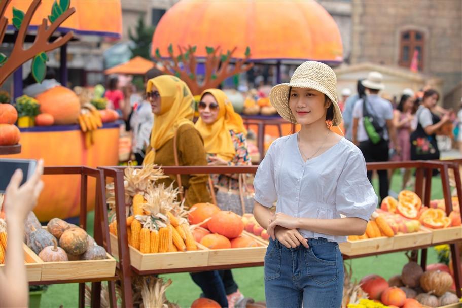 Happy Halloween, du khách Miền Trung - Tây Nguyên tiếp tục hưởng mức giá ưu đãi tới hơn 60% khi tới Bà Nà Hills. - Ảnh 8.