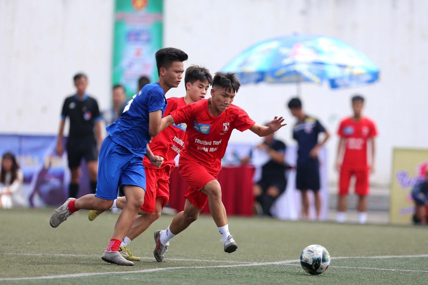 Khai mạc giải bóng đá dành cho học sinh THPT lớn nhất toàn quốc  - Ảnh 5.