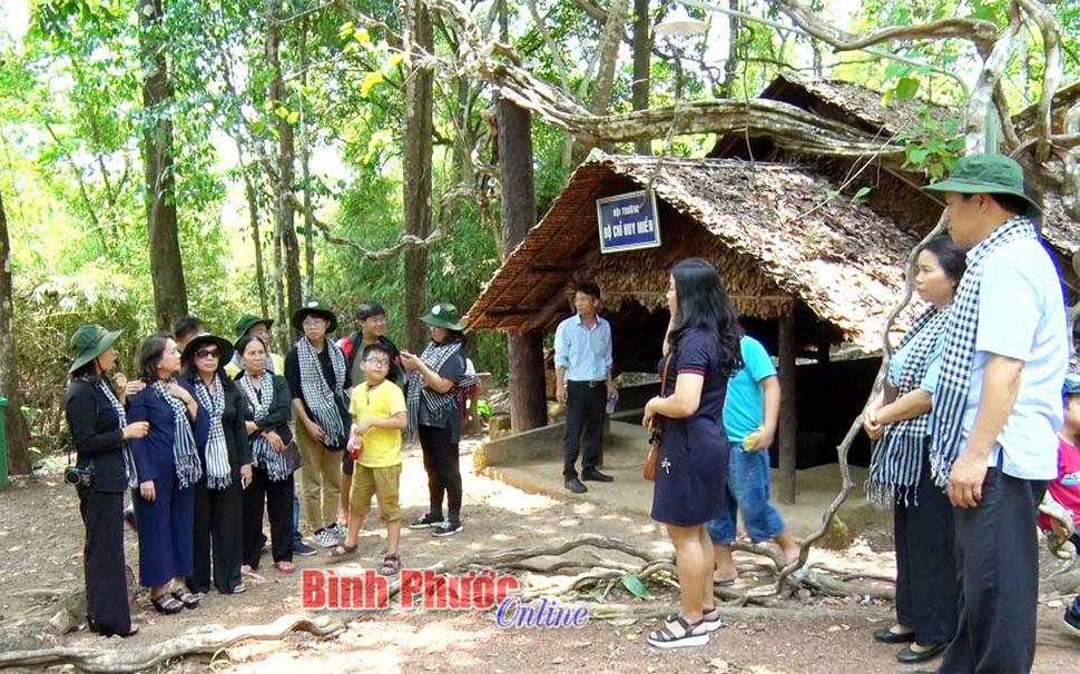 Ban hành Quy chế phối hợp quản lý các hoạt động du lịch trên địa bàn tỉnh Bình Phước