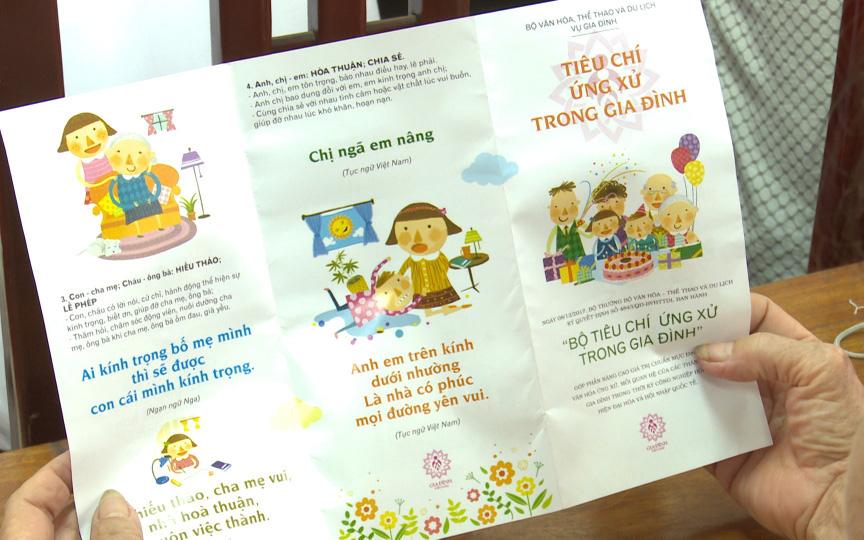Thừa Thiên Huế sơ kết thí điểm Bộ tiêu chí ứng xử trong gia đình