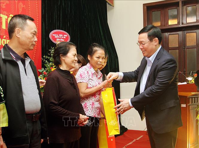 Ngày hội Đại đoàn kết tại phường Quán Thánh, quận Ba Đình, Hà Nội - Ảnh 2.