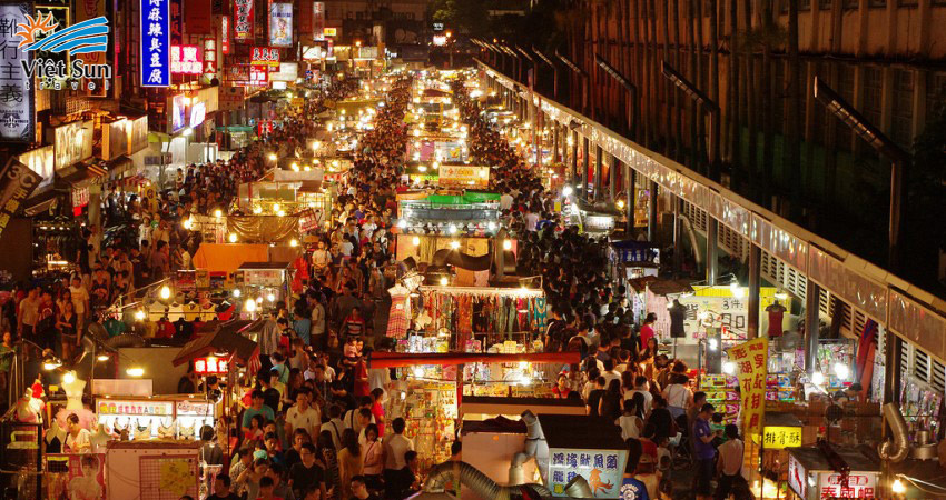 """Thỏa sức khám phá tại những khu chợ đêm """"không ngủ"""" ở Đài Loan - Ảnh 3."""