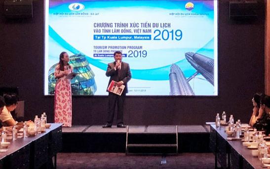 Lâm Đồng quảng bá du lịch tại Malaysia