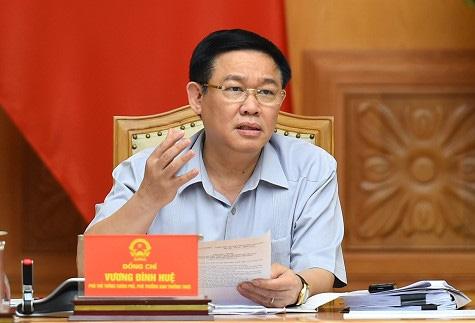 Phó Thủ tướng Vương Đình Huệ ký Quyết định phân công nhiệm vụ thành viên BCĐ Đổi mới, phát triển kinh tế tập thể, HTX  - Ảnh 1.