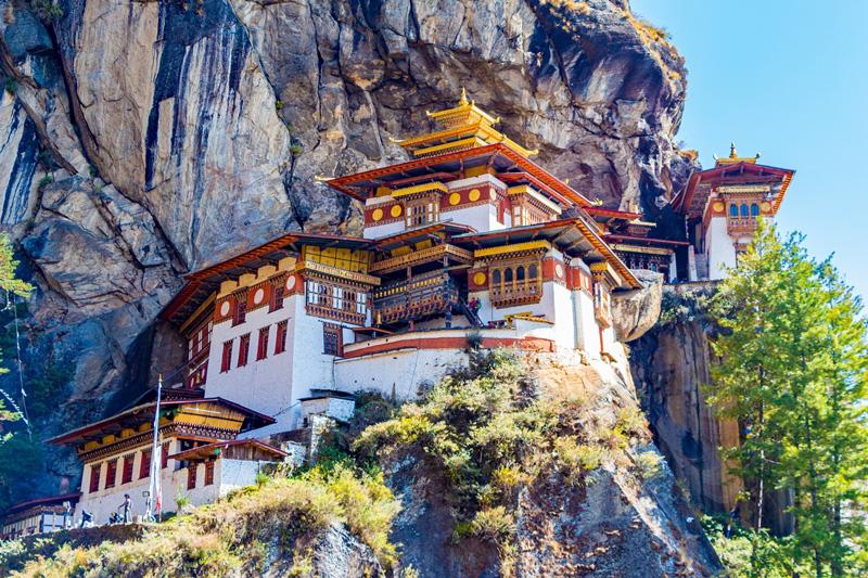 """Khám phá """"Vương quốc Hạnh phúc"""" Bhutan - Ảnh 3."""