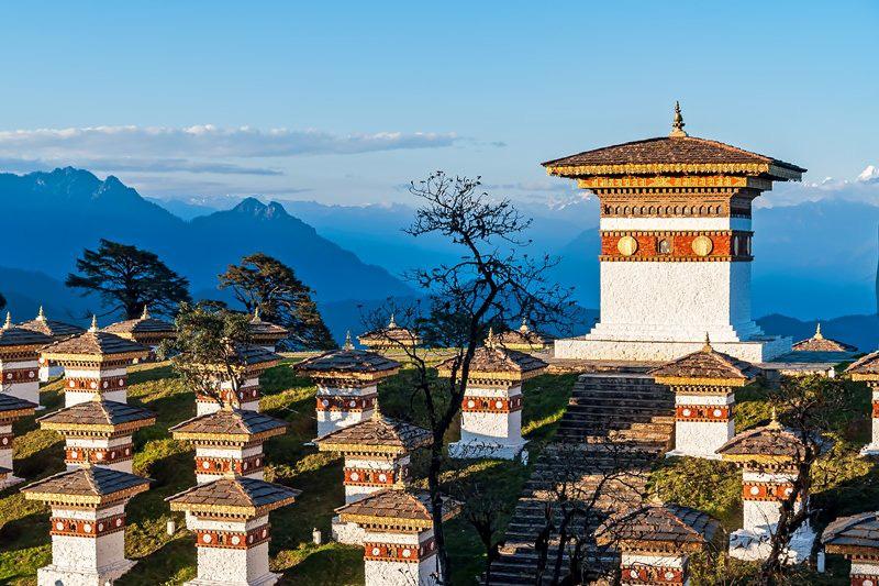 """Khám phá """"Vương quốc Hạnh phúc"""" Bhutan - Ảnh 4."""