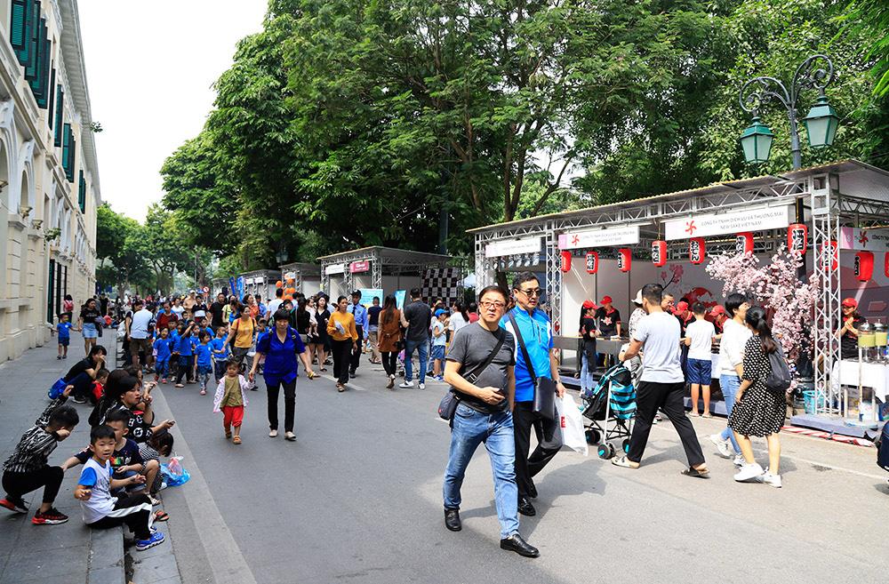 Đặc sắc Lễ hội Kanagawa Nhật Bản tại Hà Nội - Ảnh 1.