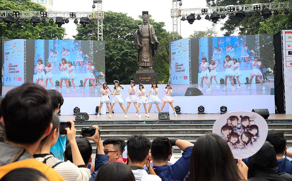 Đặc sắc Lễ hội Kanagawa Nhật Bản tại Hà Nội - Ảnh 9.