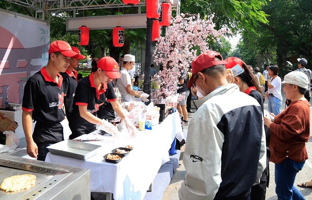 Đặc sắc Lễ hội Kanagawa Nhật Bản tại Hà Nội - Ảnh 2.
