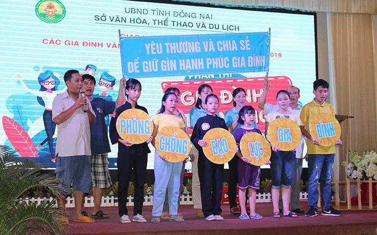 Đồng Nai: Tổ chức thành công nhiều sự kiện về văn hóa và gia đình trong năm 2019