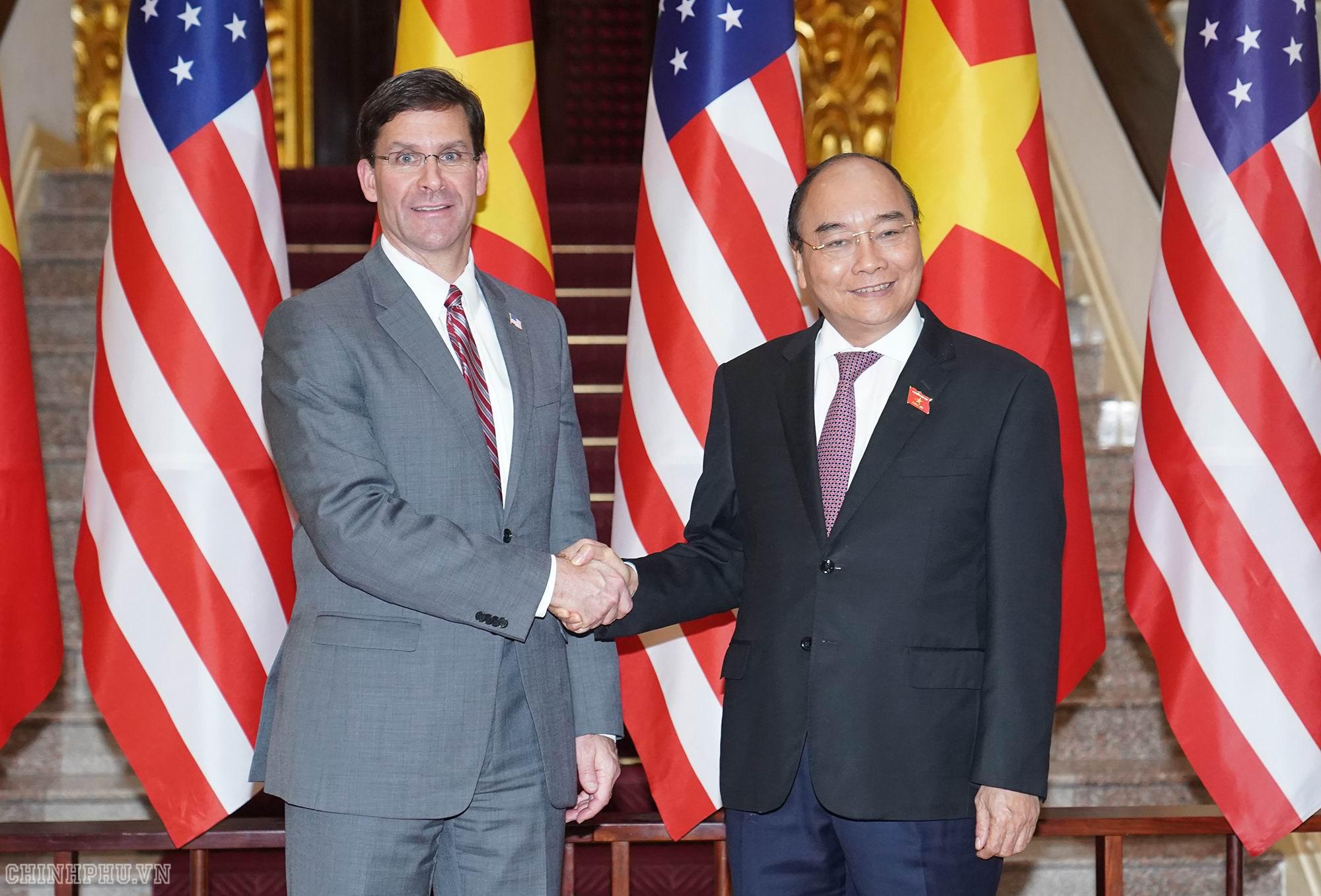 Việt Nam luôn coi Hoa Kỳ là một trong những đối tác quan trọng hàng đầu - Ảnh 1.