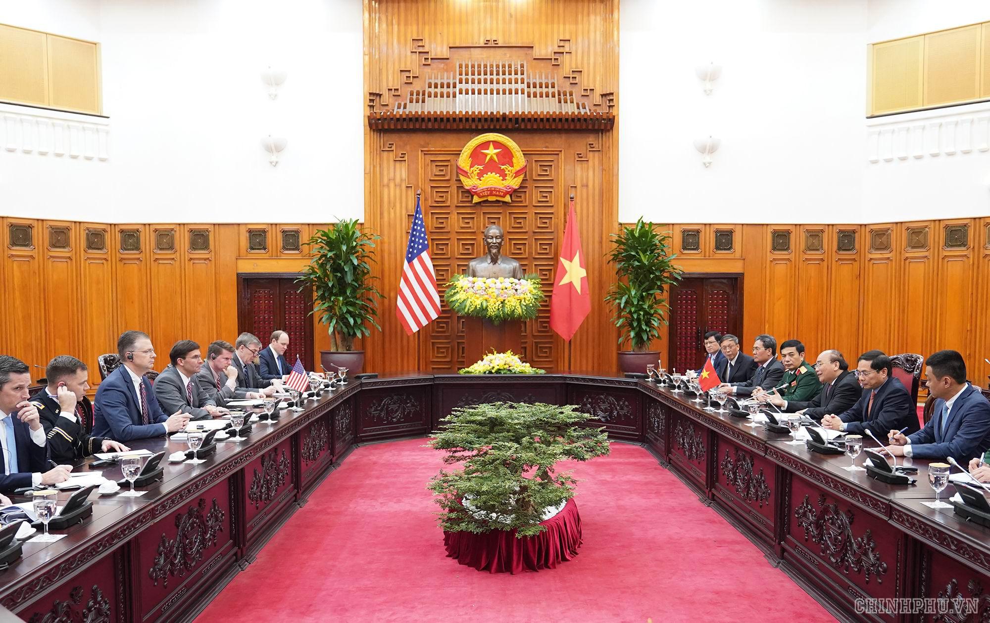 Việt Nam luôn coi Hoa Kỳ là một trong những đối tác quan trọng hàng đầu - Ảnh 2.