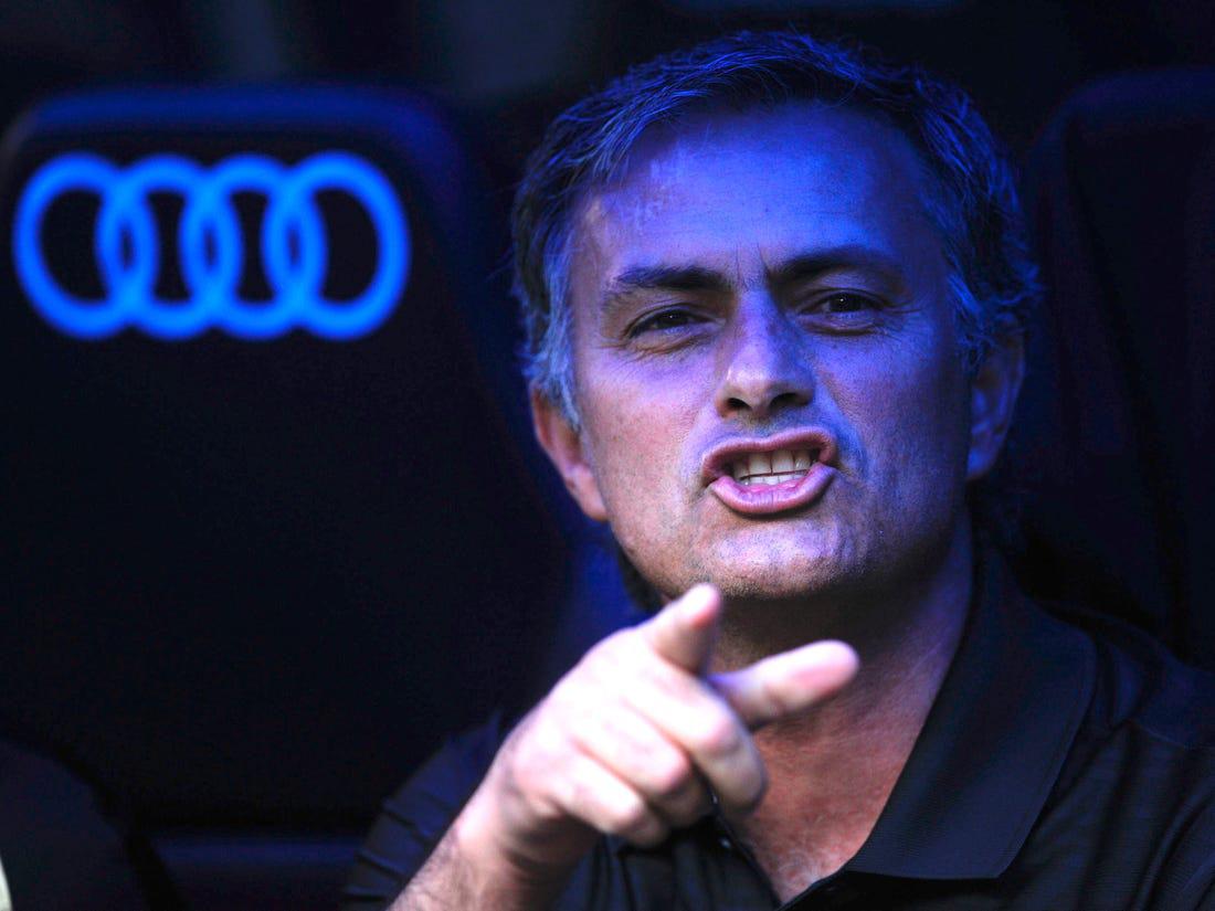 Mourinho sẽ thay đổi? Không, đó vẫn là Mourinho của những ngày cũ - Ảnh 3.