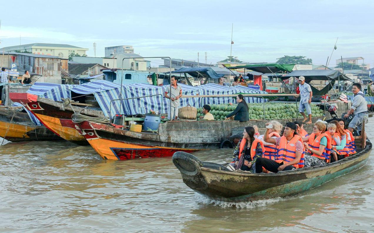Cần Thơ: Phát triển mạnh các dòng sản phẩm du lịch có lợi thế về tự nhiên và văn hóa