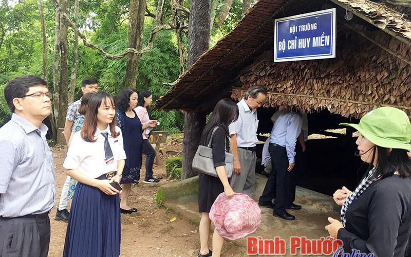 Bình Phước đón khoảng 891.490 lượt khách du lịch tính đến ngày 15/11/2019
