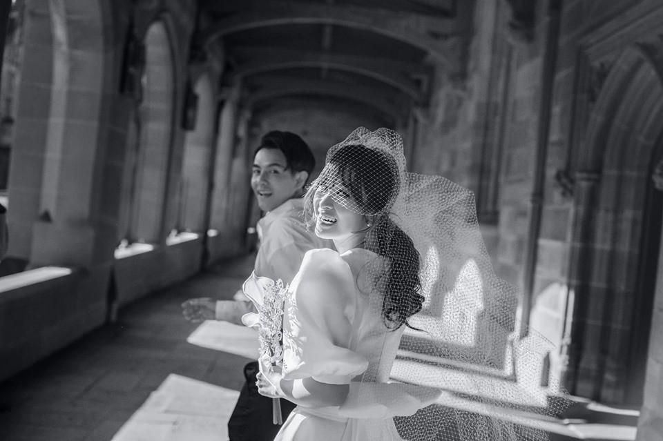 Chuyện khó tin sau bộ ảnh cưới ngọt ngào của thiếu gia tập đoàn nhựa và ca sĩ Đông Nhi - Ảnh 2.