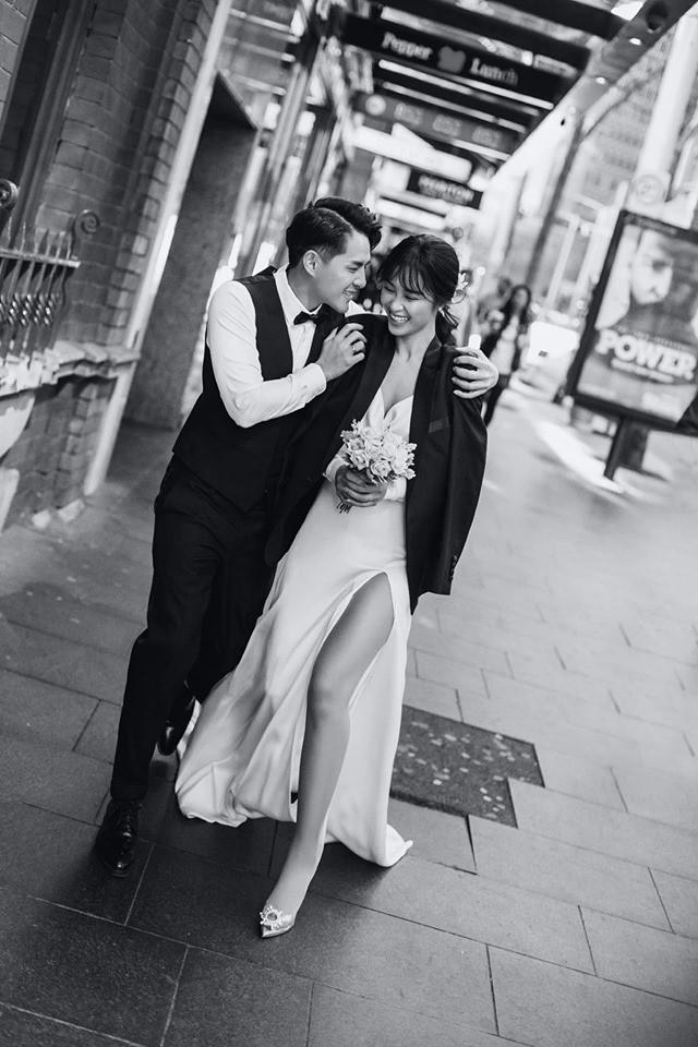 Chuyện khó tin sau bộ ảnh cưới ngọt ngào của thiếu gia tập đoàn nhựa và ca sĩ Đông Nhi - Ảnh 6.