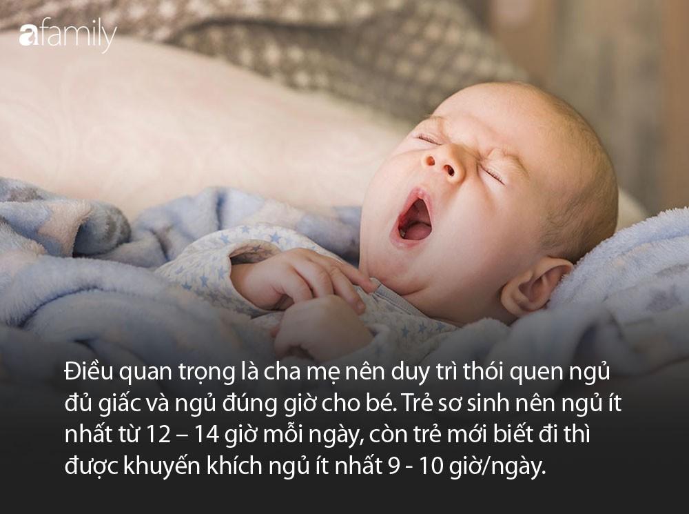 Bác sĩ nhi khoa lý giải về hiện tượng vì sao trẻ sơ sinh hay ngáp? - Ảnh 3.