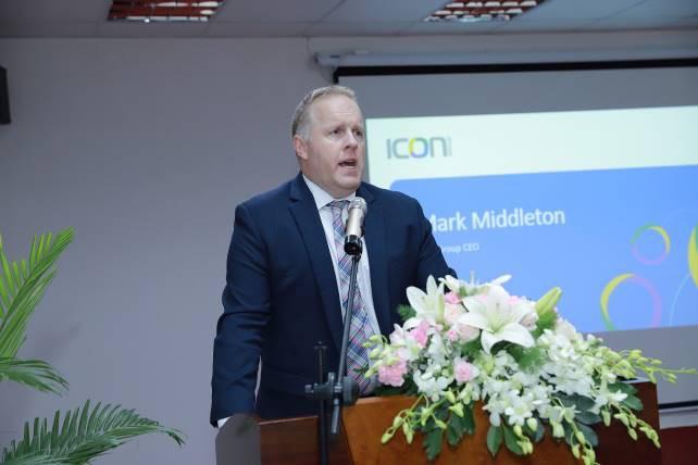 Vinmec và ICON Group hợp tác chiến lược điều trị ung thư theo tiêu chuẩn quốc tế - Ảnh 2.