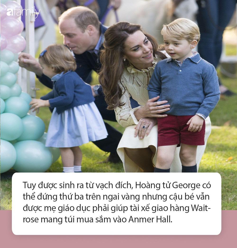 """Chìa khóa nuôi dạy con của nữ công tước xứ Cambridge, Kate Middleton: """"Tôi muốn các con được trải nghiệm mọi thứ từ thực tế"""" - Ảnh 4."""