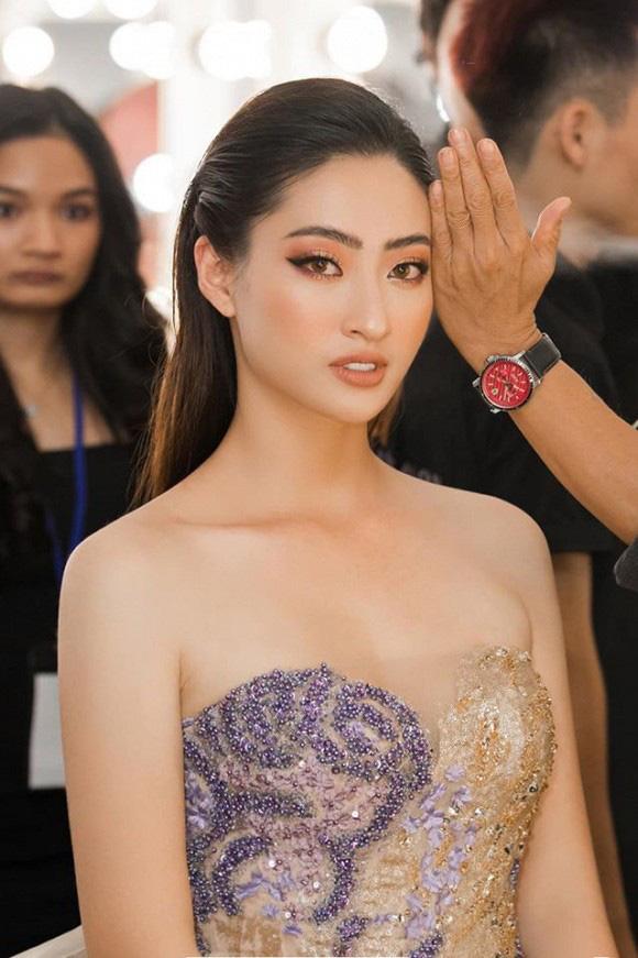 Hoa hậu Lương Thùy Linh bức xúc khi bị mạo danh Instagram, đăng hình phản cảm - Ảnh 1.