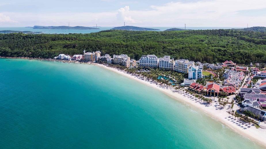 Bên trong JW Marriott Phu Quoc Emerald Bay, khu nghỉ dưỡng và spa sang trọng bậc nhất châu Á - Ảnh 3.