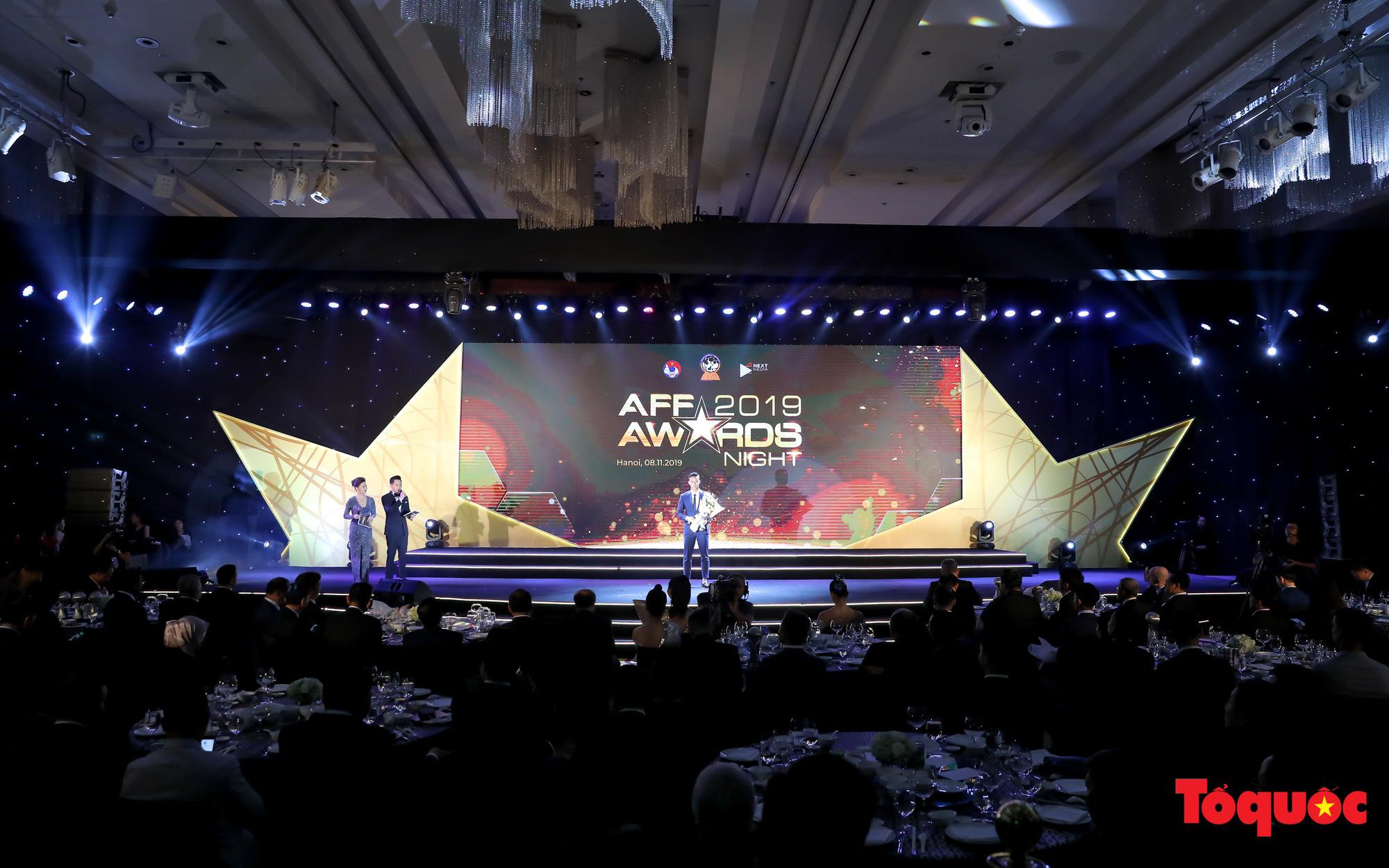 Toàn cảnh đêm vinh danh bóng đá Đông Nam Á- AFF Awards 2019
