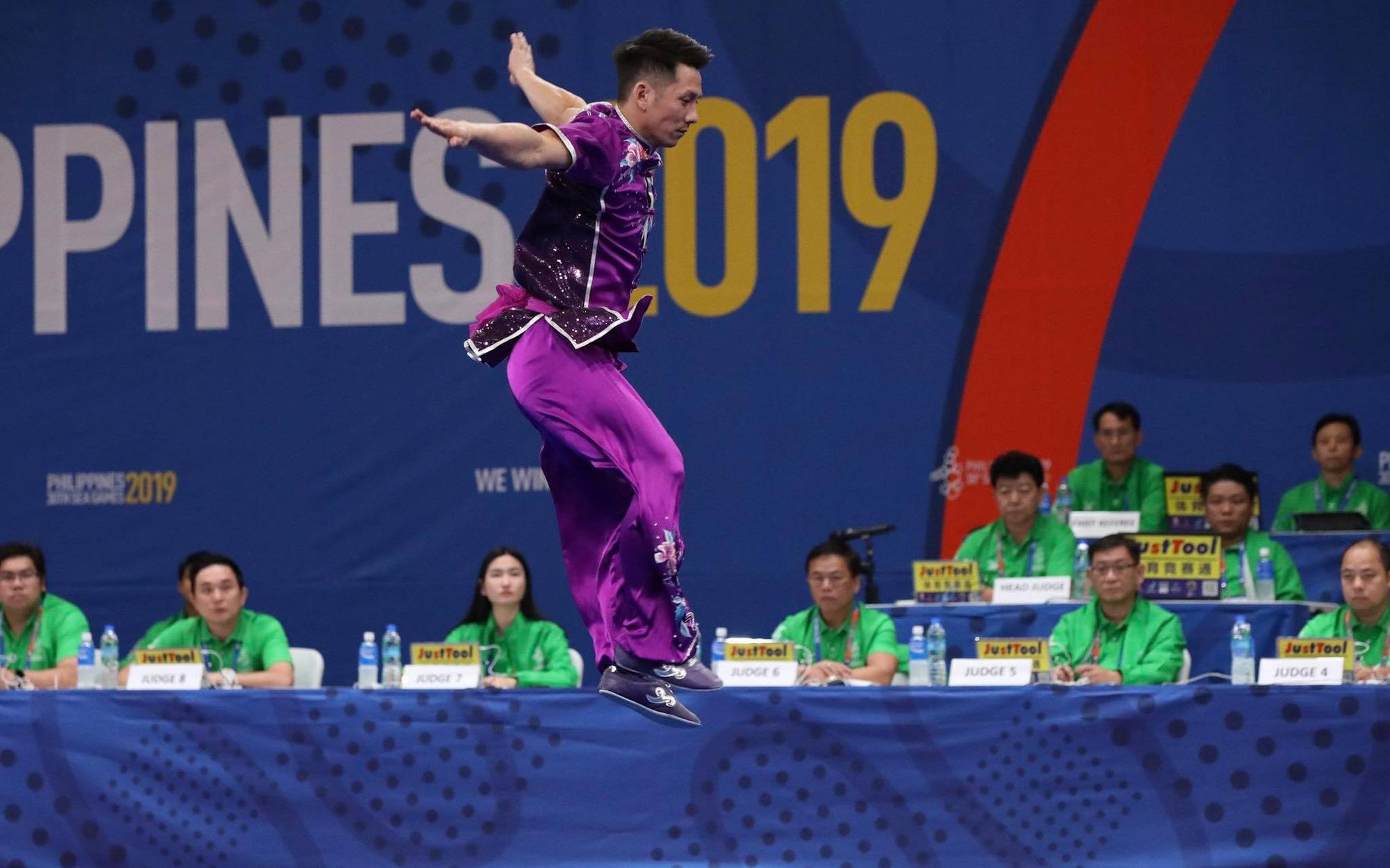 Lịch thi đấu SEA Games 30: Tiếp tục tìm vàng ở Wushu, Kurash
