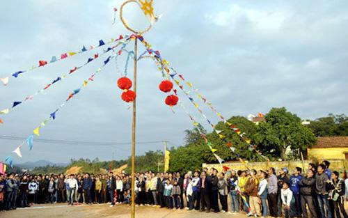 Lễ hội ném còn ba nước Việt - Lào – Trung lần thứ VI tại Lai Châu