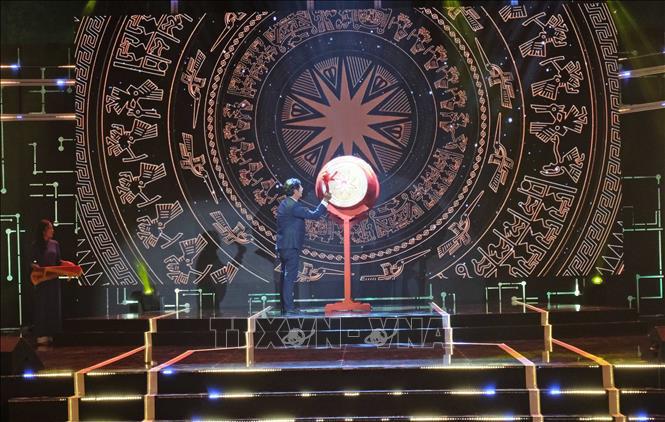 Khai mạc Liên hoan Truyền hình toàn quốc lần thứ 39 - Ảnh 2.