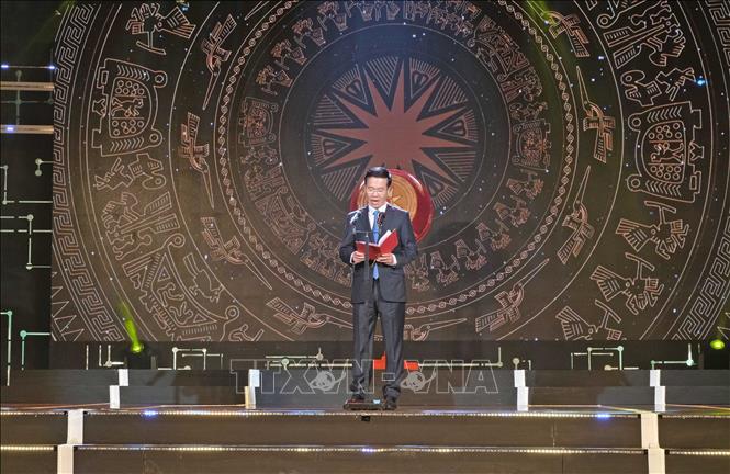 Khai mạc Liên hoan Truyền hình toàn quốc lần thứ 39 - Ảnh 1.