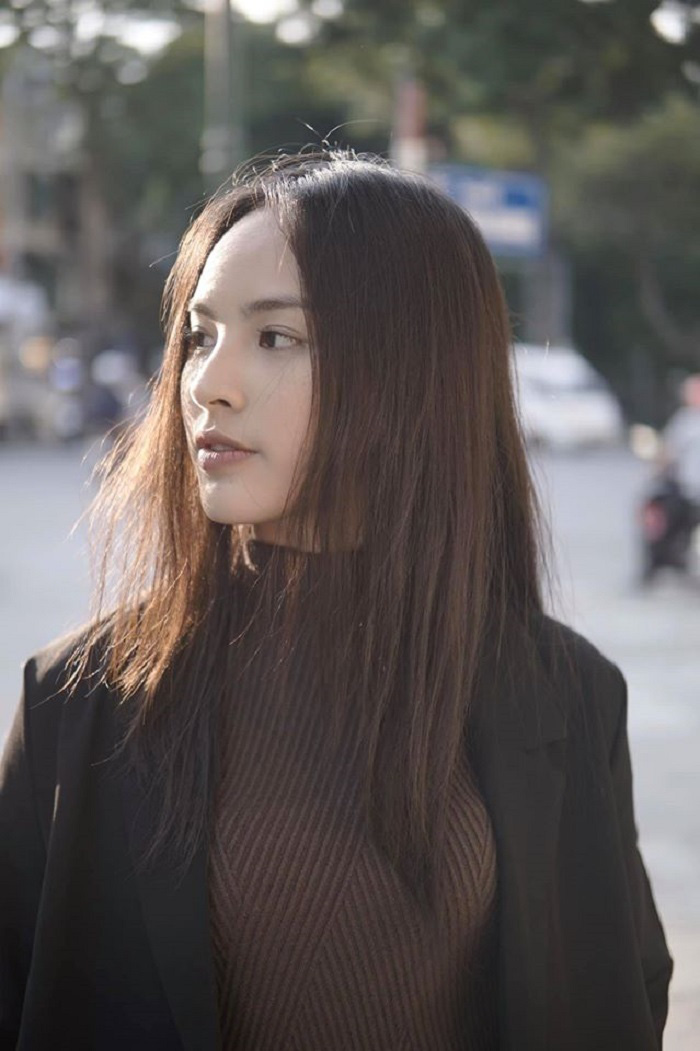 BTV VTV thi Miss Charm lộ hình ảnh thời còn mũm mĩm, kém sắc  - Ảnh 4.