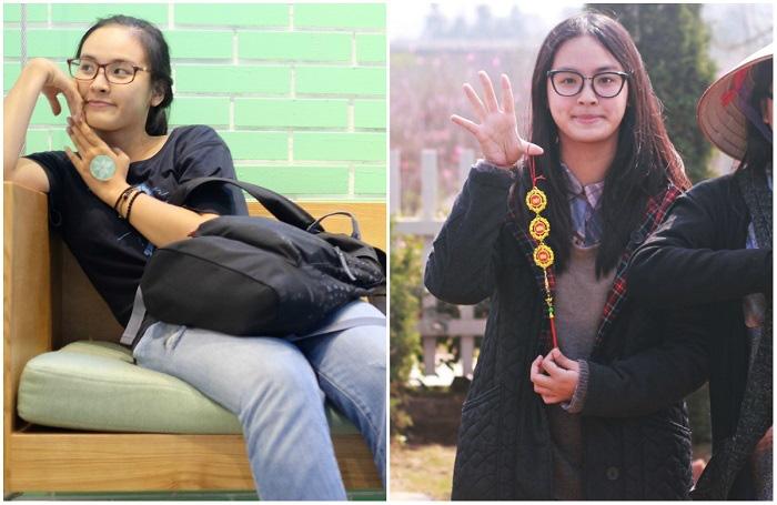 BTV VTV thi Miss Charm lộ hình ảnh thời còn mũm mĩm, kém sắc  - Ảnh 1.