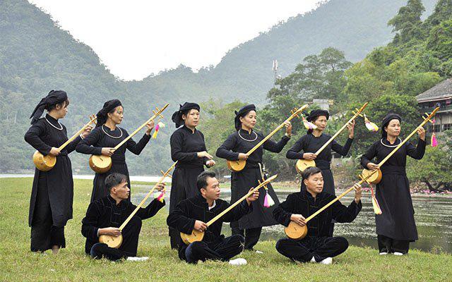 Thực hành Then của người Tày, Nùng, Thái ở Việt Nam được UNESCO ghi danh vào Danh sách Di sản văn hóa phi vật thể đại diện của nhân loại