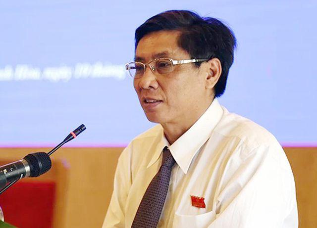 Sau kỷ luật Đảng, dàn lãnh đạo, nguyên lãnh đạo tỉnh Khánh Hòa bị Thủ tướng ký quyết định kỷ luật - Ảnh 1.