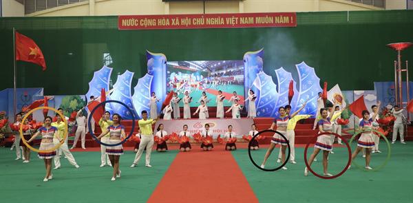 Trường Đại học TDTT Bắc Ninh: Phát huy truyền thống đầu tàu của chiếc nôi đào tạo về thể thao hàng đầu cả nước - Ảnh 4.
