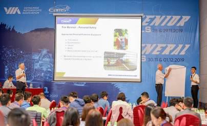 1.000 tình nguyện viên đã sẵn sàng cho chặng đua F1 Việt Nam - Ảnh 1.