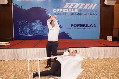1.000 tình nguyện viên đã sẵn sàng cho chặng đua F1 Việt Nam - Ảnh 2.