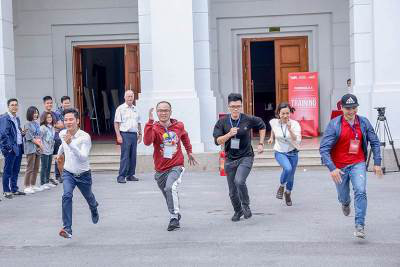 1.000 tình nguyện viên đã sẵn sàng cho chặng đua F1 Việt Nam - Ảnh 4.