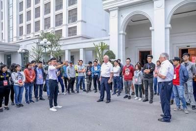 1.000 tình nguyện viên đã sẵn sàng cho chặng đua F1 Việt Nam - Ảnh 5.