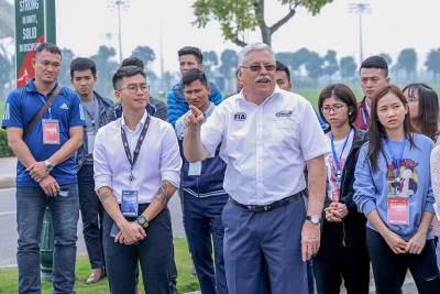 1.000 tình nguyện viên đã sẵn sàng cho chặng đua F1 Việt Nam - Ảnh 6.