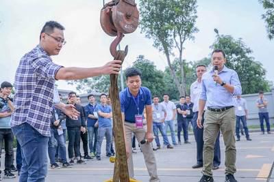 1.000 tình nguyện viên đã sẵn sàng cho chặng đua F1 Việt Nam - Ảnh 8.