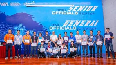 1.000 tình nguyện viên đã sẵn sàng cho chặng đua F1 Việt Nam - Ảnh 9.