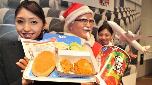 """KFC đã """"xoay vần"""" thực tế ra sao để trở thành một truyền thống Giáng sinh của riêng Nhật Bản? - Ảnh 2."""