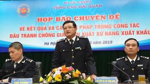 Phát hiện xe máy điện đội lốt hàng Việt Nam xuất sang Mỹ - Ảnh 1.