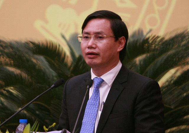 Vụ Nhật Cường: Bắt tạm giam chánh văn phòng Thành ủy Hà Nội - Ảnh 1.