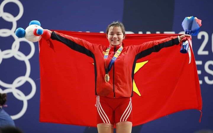 Bảng tổng sắp huy chương sau 3 ngày thi đấu của Đoàn TTVN tại SEA Games 30: Giữ vững top 3