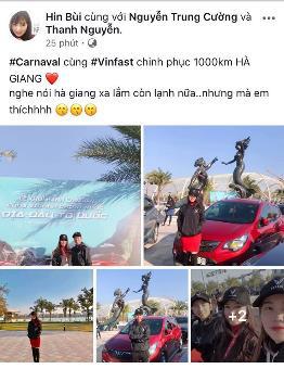 Cư dân mạng phát sốt với chuyến offline lớn nhất của cộng đồng yêu xe thương hiệu Việt - Ảnh 4.