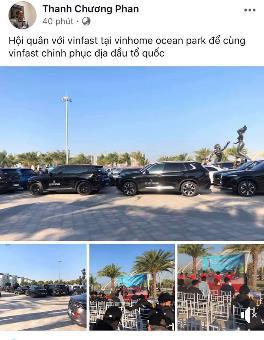 Cư dân mạng phát sốt với chuyến offline lớn nhất của cộng đồng yêu xe thương hiệu Việt - Ảnh 6.